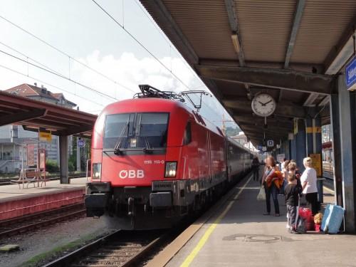 Отчет Иры о поездке в Австрию