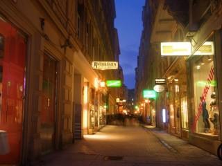 Улица Наглергассе