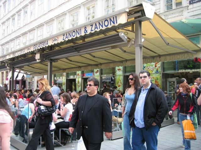 Кафе-мороженое «Zanoni & Zanoni»