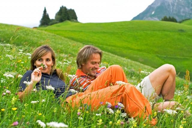 Отдых в Альпах