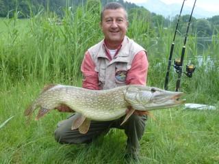 Австрия для любителей рыбной ловли