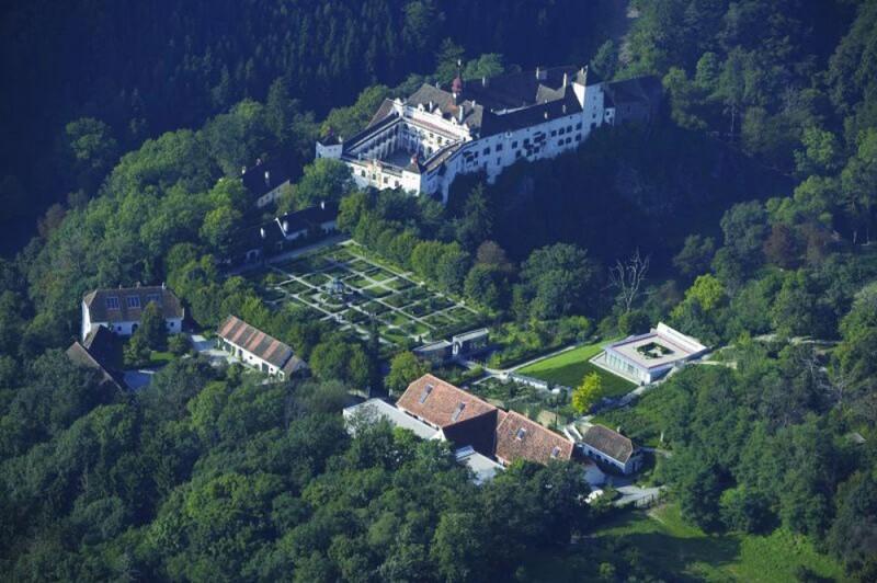 Исторические сады Херберштайна