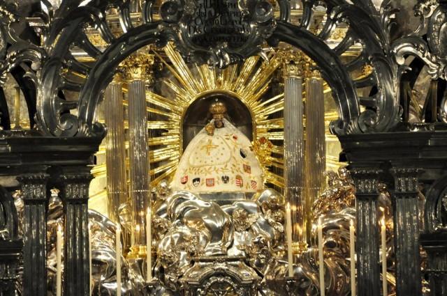 Базилика Мариацелля (Basilika von Mariazell)