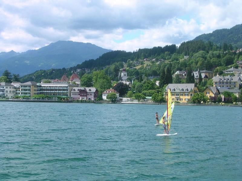 Озеро Мильштаттерзее (Millstätter See) Австрия