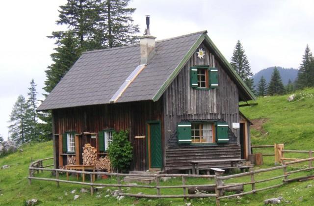Альпийская хижина