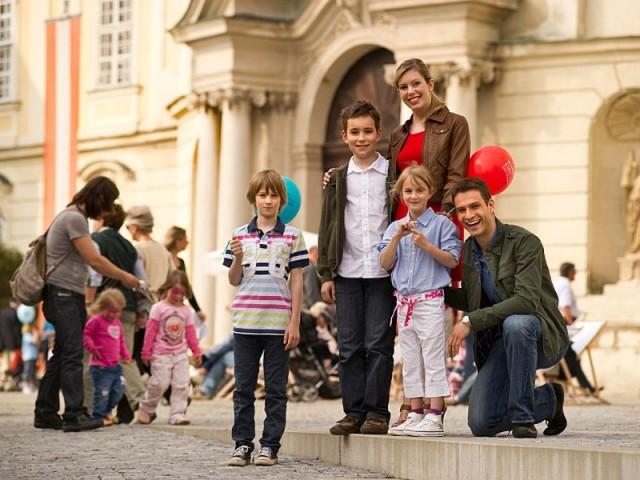 Монастырь августинцев для детей