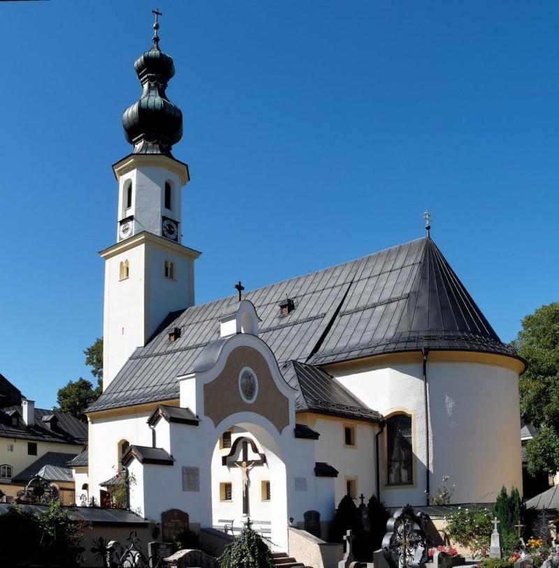 Приходская церковь Св. Эгидия (Pfarrkirche hl. Aegydius)