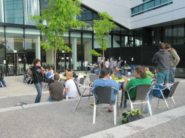 Кампус (Campus Wien)