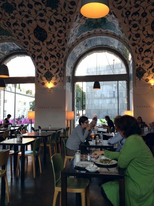 Кафе-ресторан Corbaci