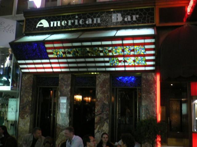 Лоос Бар (Loos American Bar)