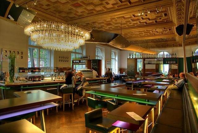 Ресторан Остеррайхер в МАК (Österreicher im MAK)