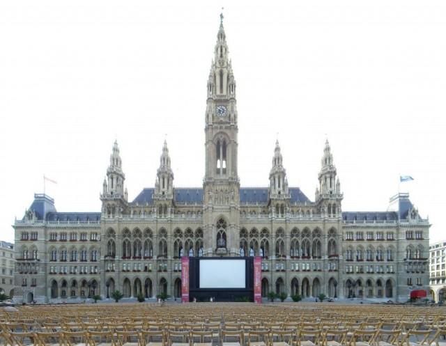 Венская ратуша (Wiener Rathaus)