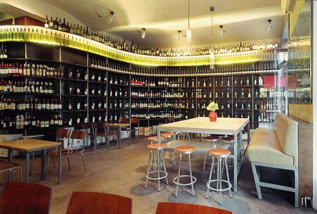 Винный магазин и бар Унгер-унд-Кляйн (Unger und Klein)