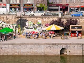 Оазисы города Вена
