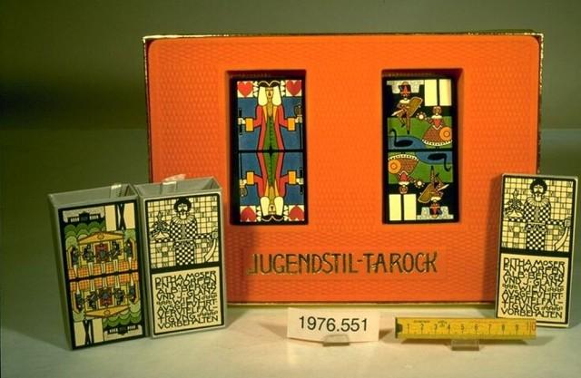 Венская фабрика по производству игральных карт