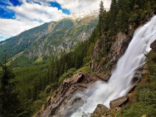 Водопады — бальзам для души и тела