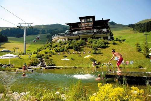 Отель Альпийский оазис Sonnhof (Naturidyll Hotel Аlpen Оase Sonnhof)