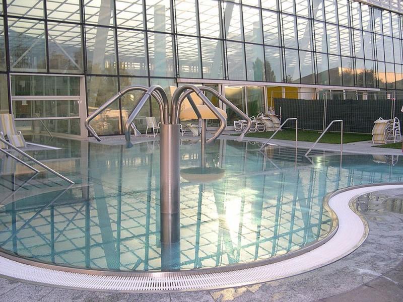 Термальный комплекс Römertherme Baden