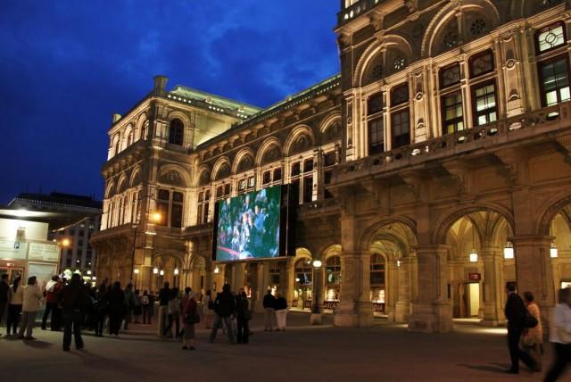 Венская государственная опера (Staatsoper)