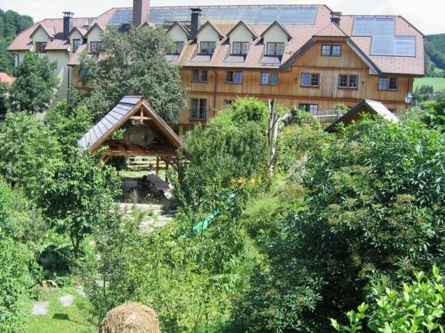 Природные отели Steinschaler
