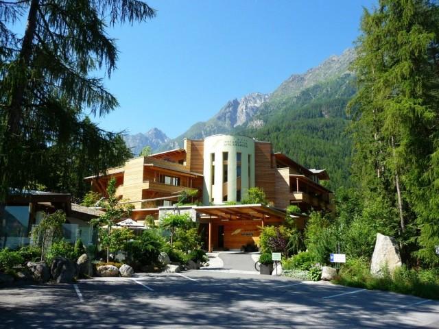 Природный отель Waldklause