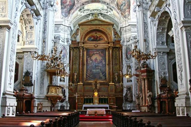 Церковь Доминиканцев (Dominikanerkirche)