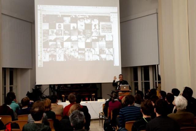 Лекция в Австрийском музее кино