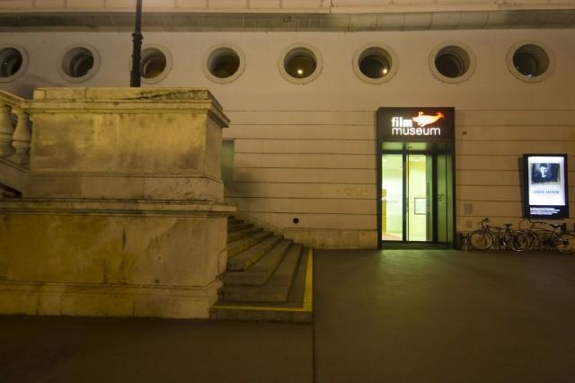 Вход в Австрийский музей кино