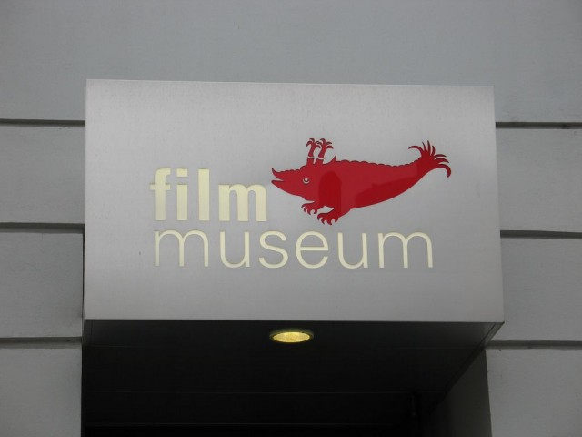 Логотип музея кино