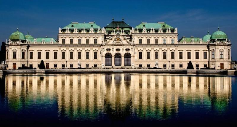 Австрийская галерея Бельведер (Österreichische Galerie Belvedere)