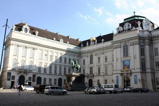 Площадь св. Иосифа (Josefsplatz)