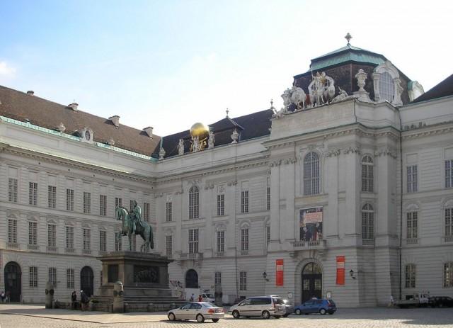 Австрийская национальная библиотека (Österreichische Nationalbibliothek)