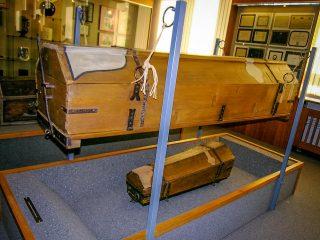 Музей похоронных принадлежностей на Вене