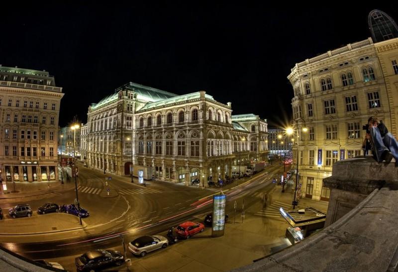 Государственная опера в Вене