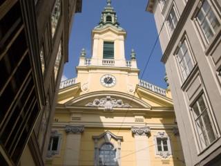 Евангелические церкви в Вене