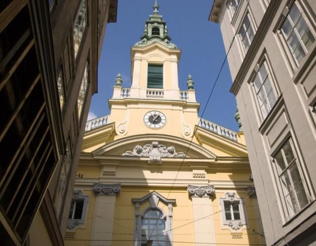 Евангелическо-реформатская церковь (Reformierte Stadtkirche)