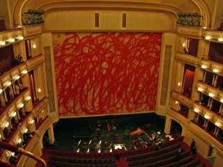 В Венской опере (отчет Ирины)
