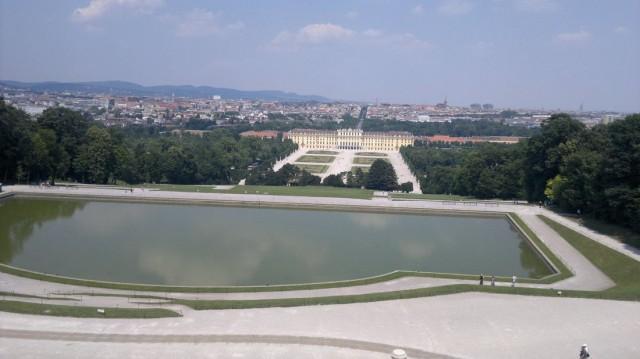 Дворец Шенбрун