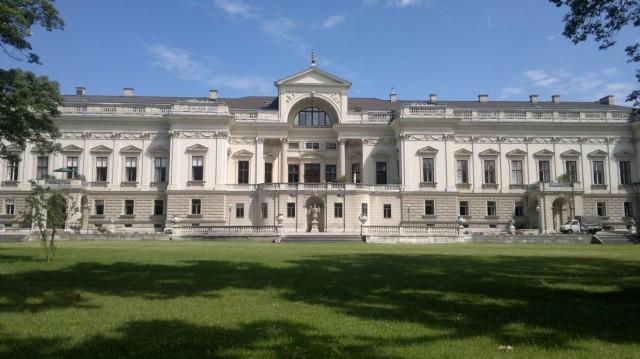 дворец князя Лихтенштейна
