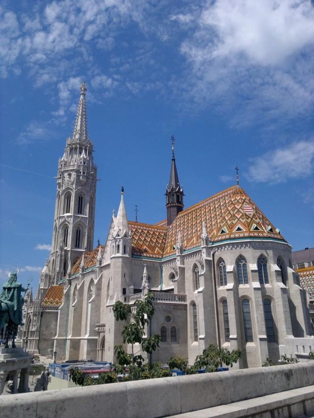 Церковь св. Матьяша