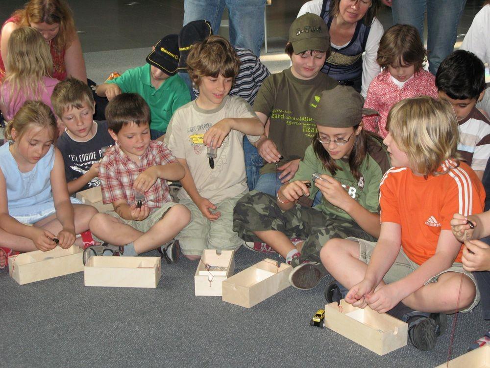 Детски музей ZOOM (ZOOM Kindermuseum)
