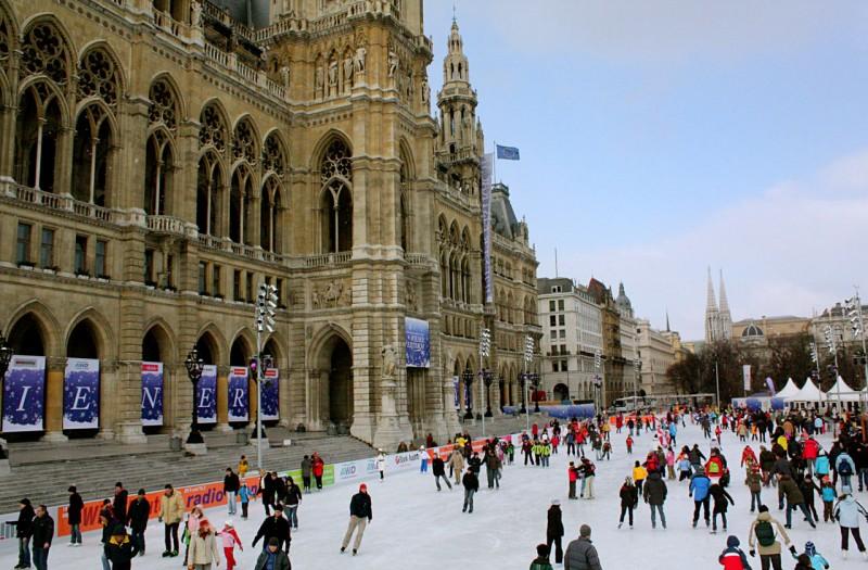 Каток «Венская ледяная мечта»