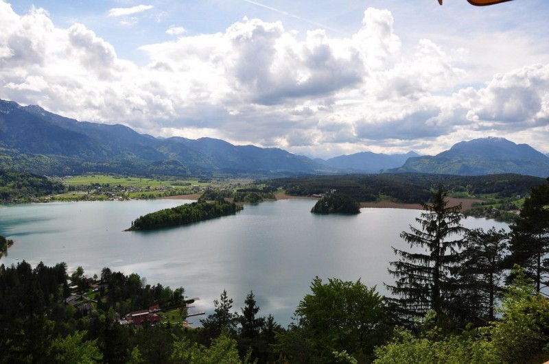 Факер Зее (Faaker See) Австрия