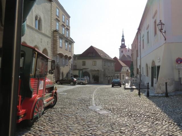 Кремс, старый город