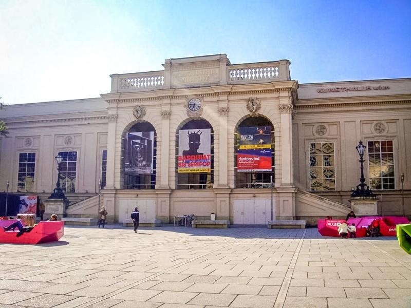 Выставочный зал «Кунстхалле Вена»