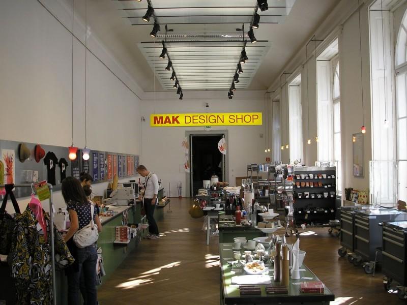 Австрийский музей прикладного искусства в Вене