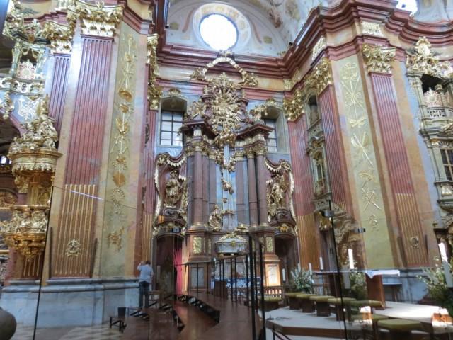 Мельк, церковь Св.Петра и Павла