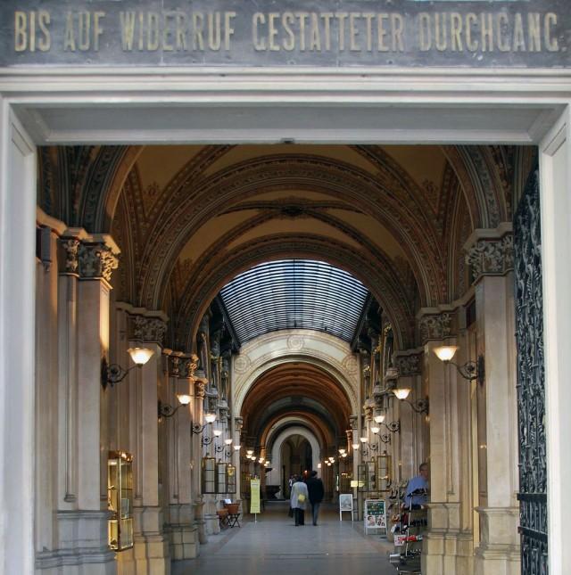 Дворец Ферстеля (Palais Ferstel)