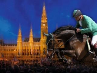«Vienna Masters 2012» — конно-спортивные соревнования на Ратушной площади