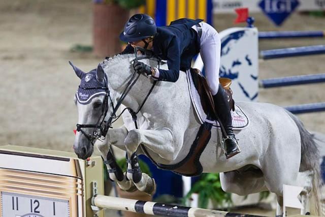 Соревнования по конному спорту «Vienna Masters 2012»